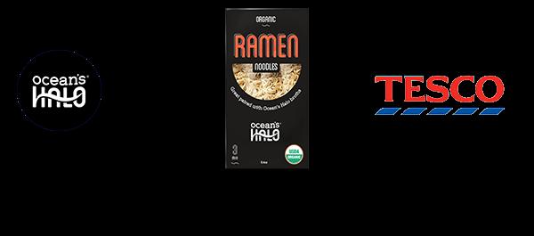 Organic Ramen Noodles & Broth and Nori
