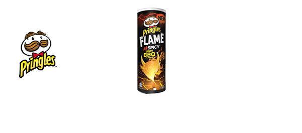Nouvelle gamme : Pringles Flame