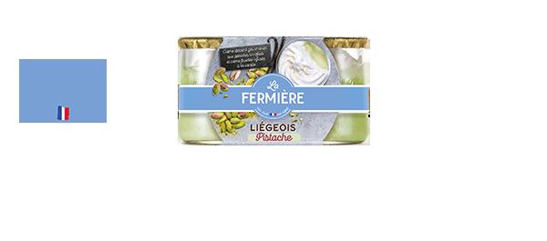 Les desserts gourmands de La Fermière