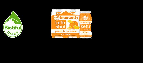 Biotiful Kefir Shots