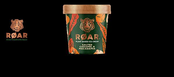 RØAR Plant Based Ice Cream