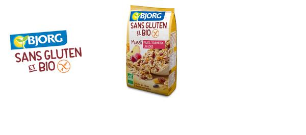 Bjorg Sans Gluten