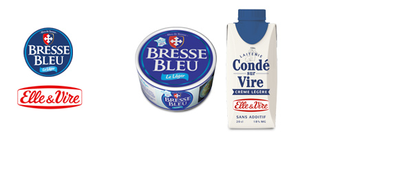 Bresse Bleu et Elle & Vire