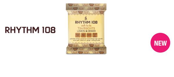 Rhythm 108 Ooh-la-la Tea Biscuits