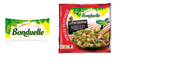 Les Légumes Surgelés Bonduelle