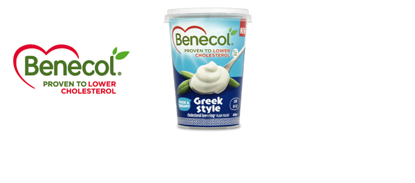 Benecol Big Pot Yogurts