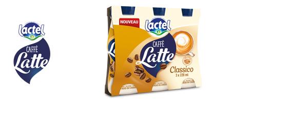 Lactel Caffè Latte