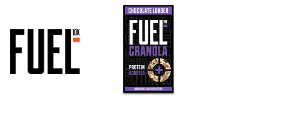 FUEL10K Protein Boosted Granola