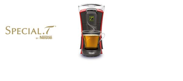 Machine à thé SPECIAL.T by Nestlé