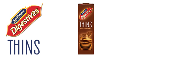 McVitie's Digestives Thins