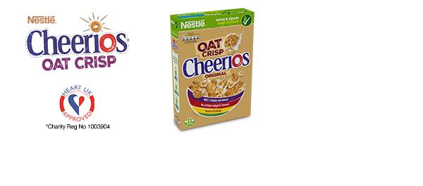 Cheerios Oat Crisp