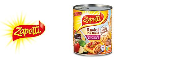 Les Raviolis Zapetti