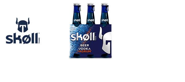 Les bières Skøll