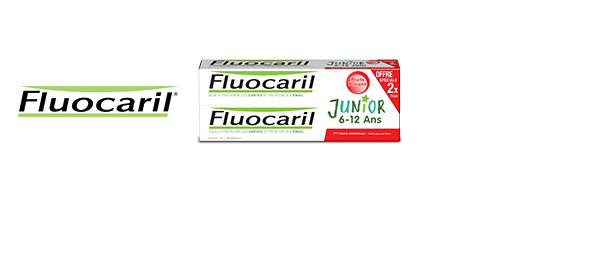 Fluocaril Junior