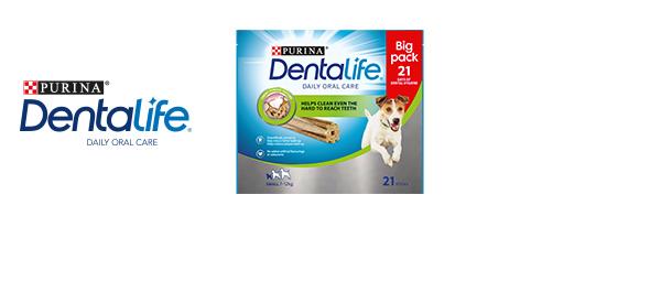 Dentalife dental chews for dogs