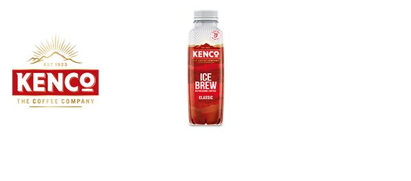 Kenco Ice Brew Refreshing Coffee