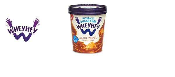 Wheyhey Ice Cream