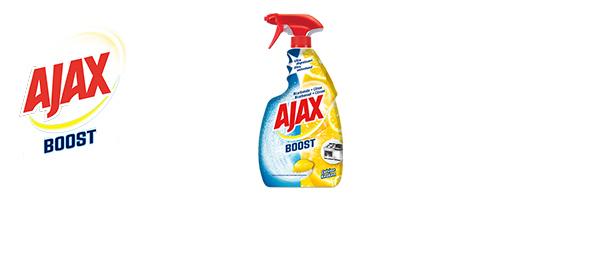 Ajax Boost Sprays 750ml