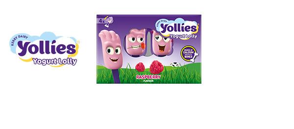 Yollies Yogurt Lollies