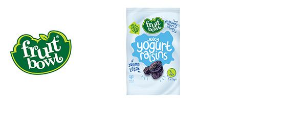 Fruit Bowl Yogurt Coated Treats