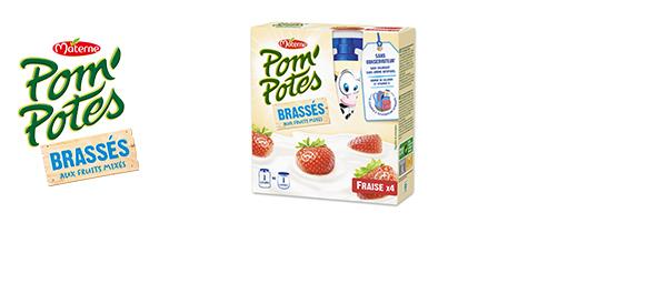 Pom'Potes® Brassés