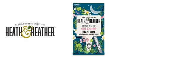 Heath & Heather Organic Teas