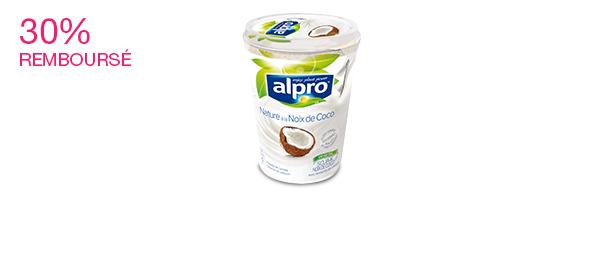 Les alternatives végétales au yaourt