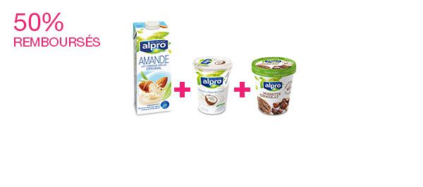 3 produits au choix
