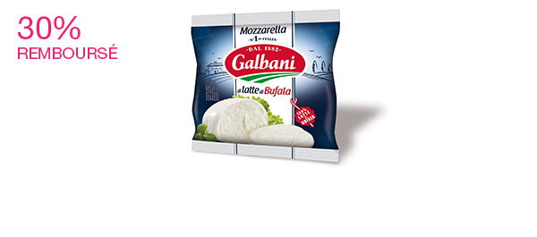 Mozzarella di Bufala Galbani