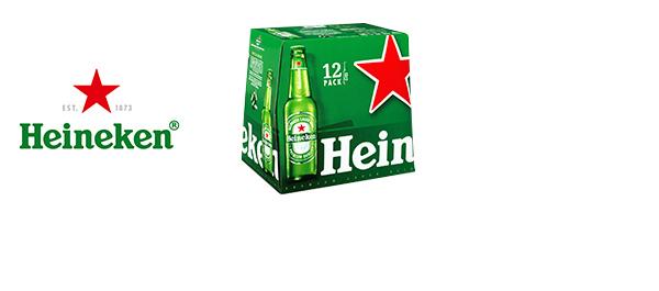Heineken bière blonde premium