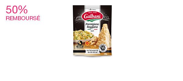 Râpés italiens Galbani