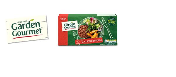 Garden Gourmet - veggie swaps