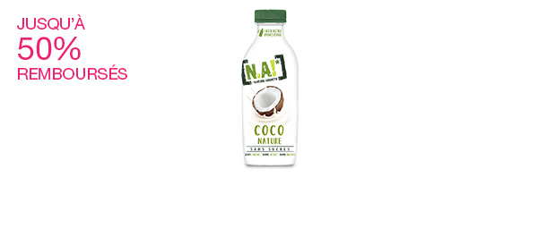 Gamme nature : Coco et Amande