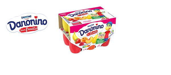 Danonino aux Fruits