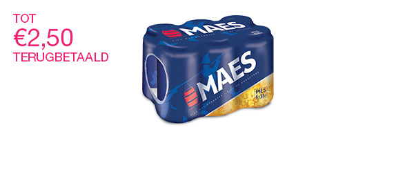 Maes 6x33cl. 5.2%