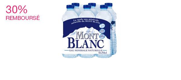 Mont Blanc 6x0,5L
