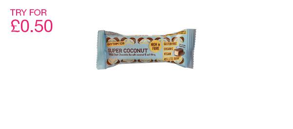 Super Coconut Chocolate Bar
