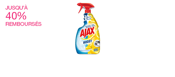 Ajax Boost Spray 750ml