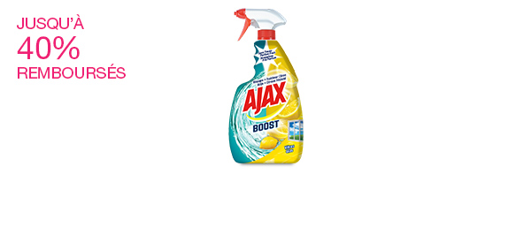 Ajax Boost 750ml