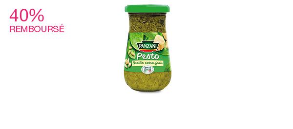 Pesto Basilic Frais
