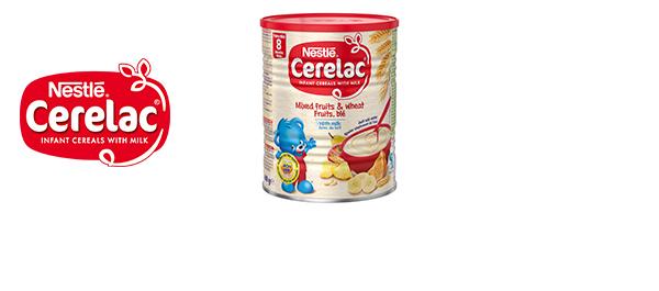 CERELAC® infant cereals
