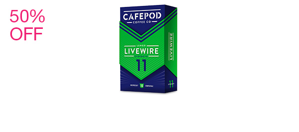 Livewire - Ristretto - Double Black