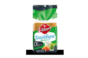 Toastiligne Céréales La Boulangère