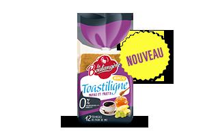 Toastiligne Muesli La Boulangère