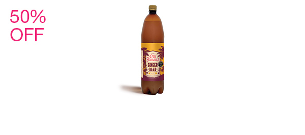 Ginger Beer Regular