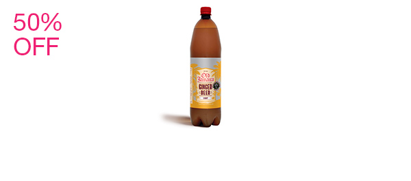 Ginger Beer Light