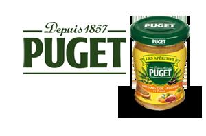 Spécialités à tartiner Puget