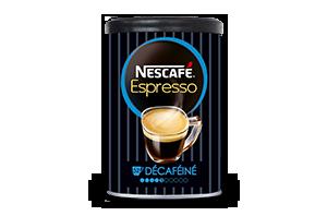 Boîte de 95g NESCAFÉ Espresso
