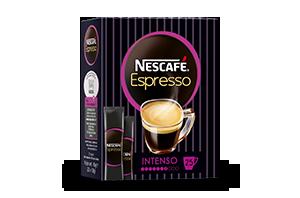 Étui de sticks  NESCAFÉ Espresso