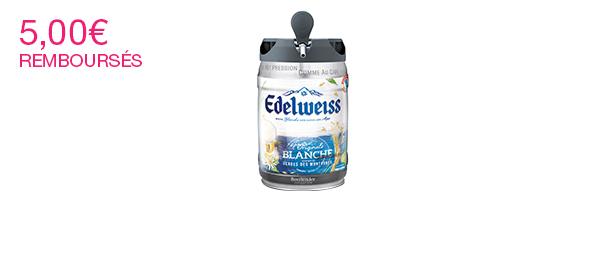 Fût Edelweiss 5L